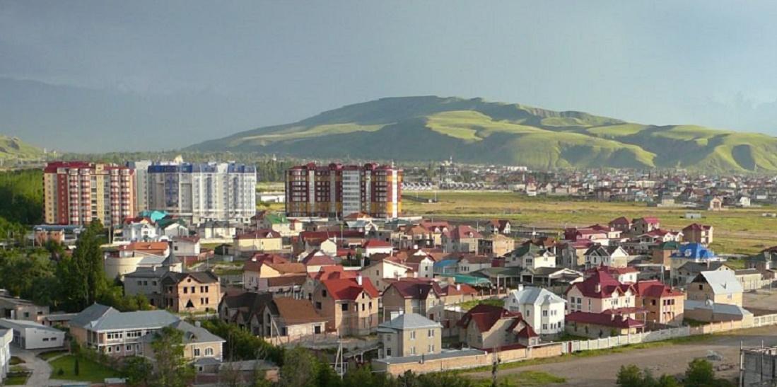 Дешевые авиабилеты Екатеринбург - Бишкек (Киргизия)