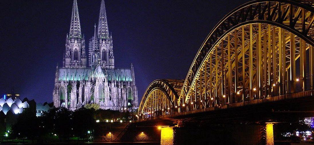 Дешевые авиабилеты Екатеринбург - Кёльн (Германия)