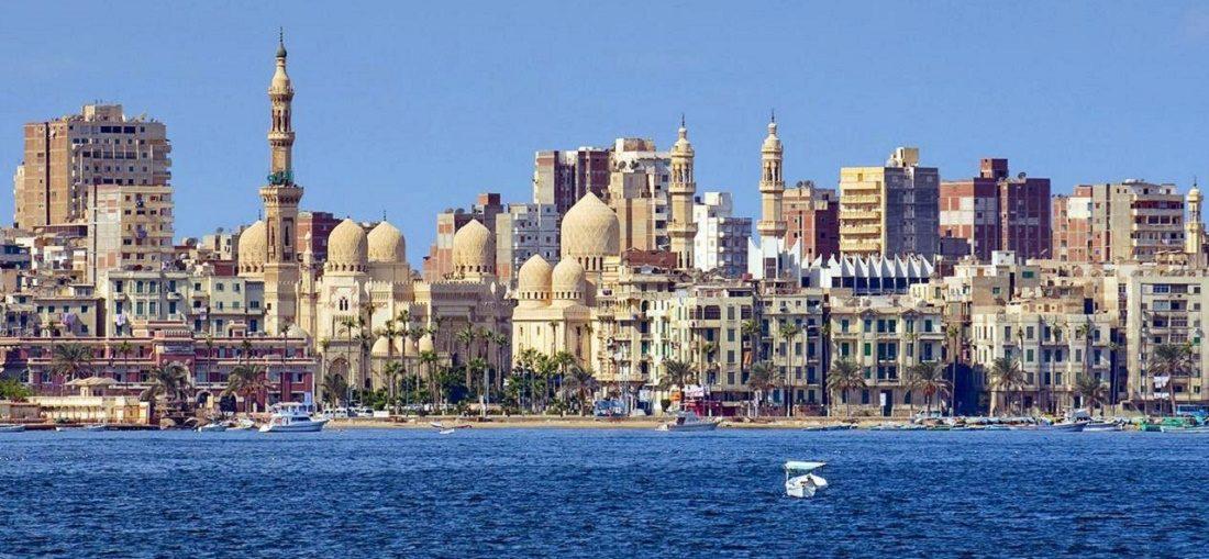 Дешевые авиабилеты Москва - Александрия (Египет)