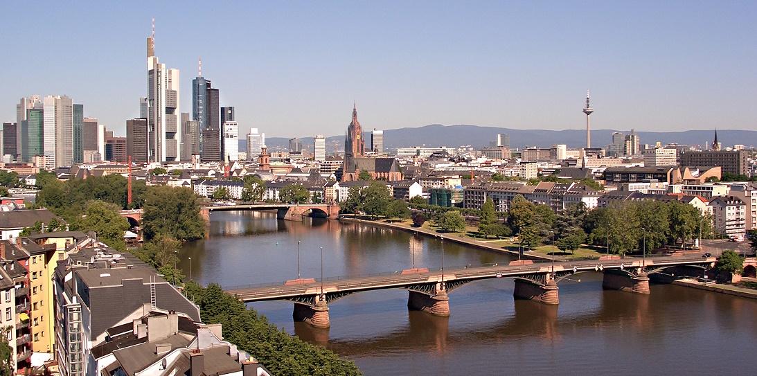 Дешевые авиабилеты Москва - Франкфурт-на-Майне (Германия)