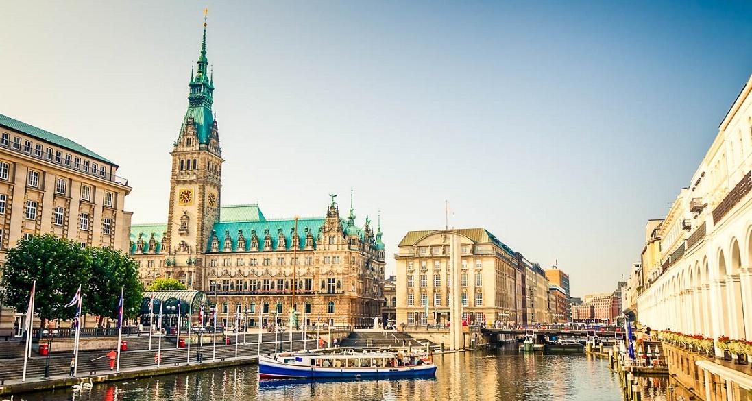 Дешевые авиабилеты Москва - Гамбург (Германия)