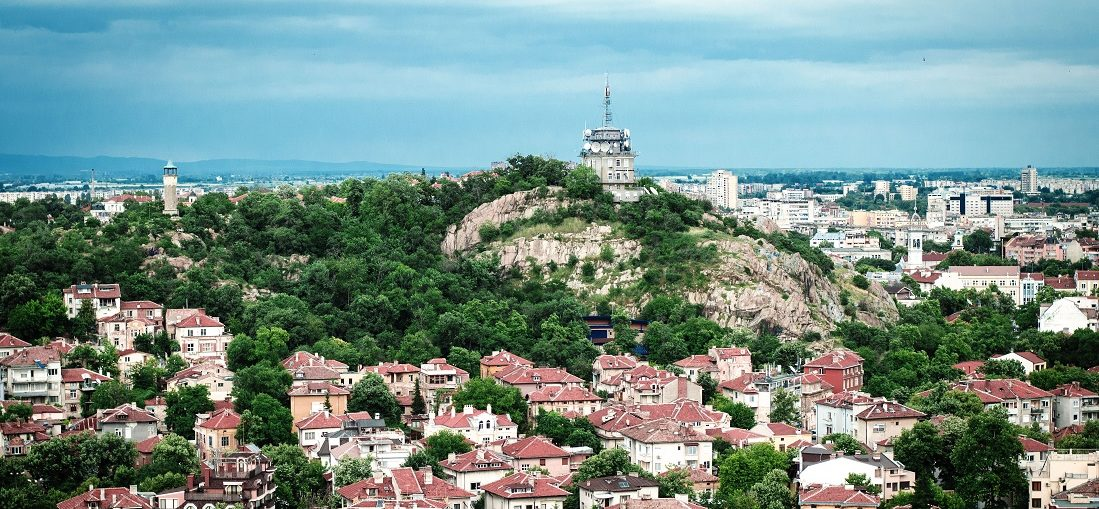 Дешевые авиабилеты Москва - Пловдив (Болгария)