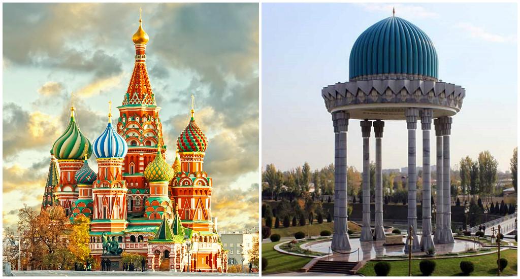 Дешевые авиабилеты Москва - Ташкент / Ташкент - Москва