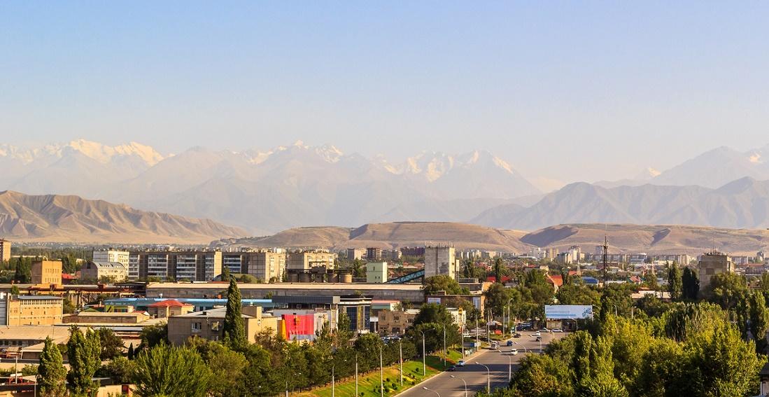 Дешевые авиабилеты Новосибирск - Бишкек (Киргизия)