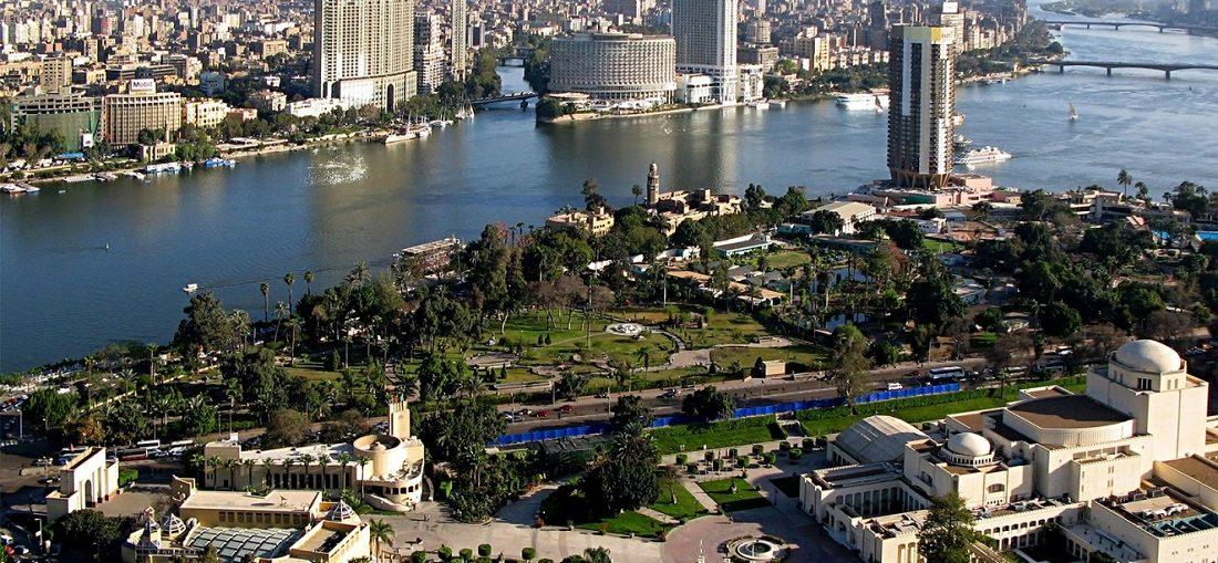 Дешевые авиабилеты Санкт-Петербург - Каир (Египет)