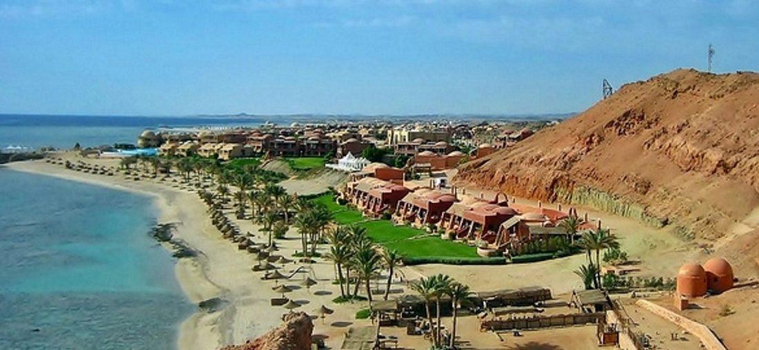 Дешевые авиабилеты Санкт-Петербург - Марса-Алам (Египет)