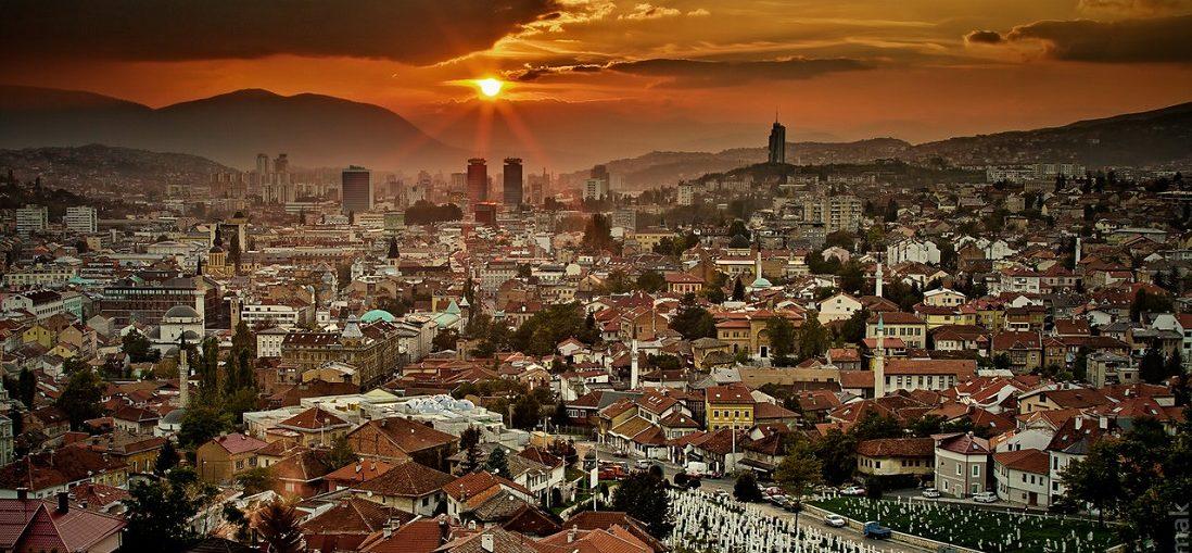 Дешевые авиабилеты Санкт-Петербург - Сараево (Босния и Герцеговина)