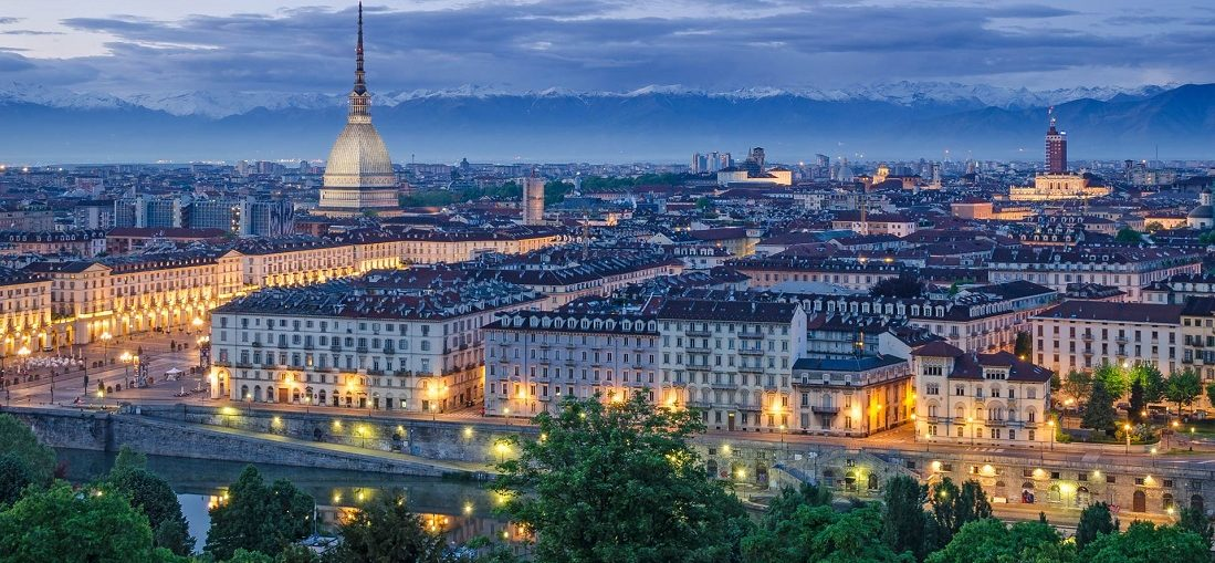 Дешевые авиабилеты Санкт-Петербург - Турин (Италия)