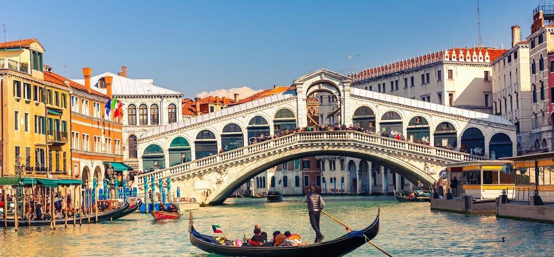 Дешевые авиабилеты Санкт-Петербург - Венеция (Италия)