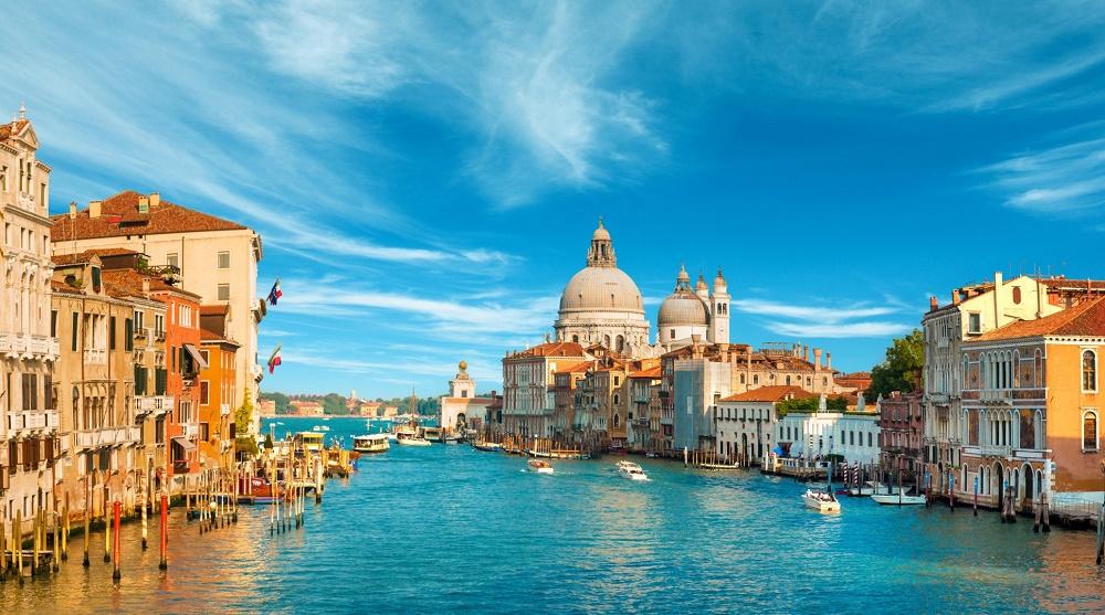 Дешевые авиабилеты в Венецию