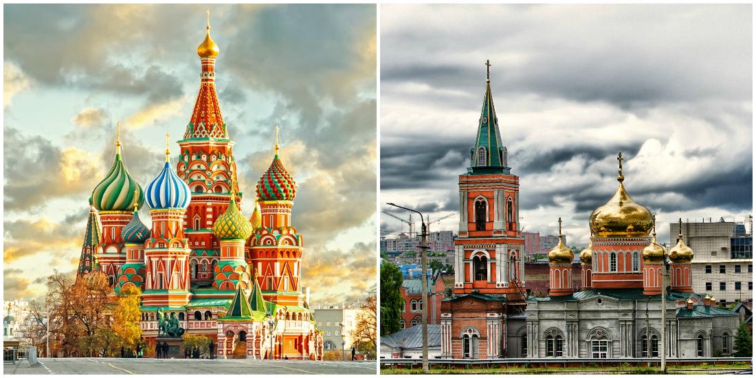 Дешевые авиабилеты Барнаул - Москва / Москва - Барнаул