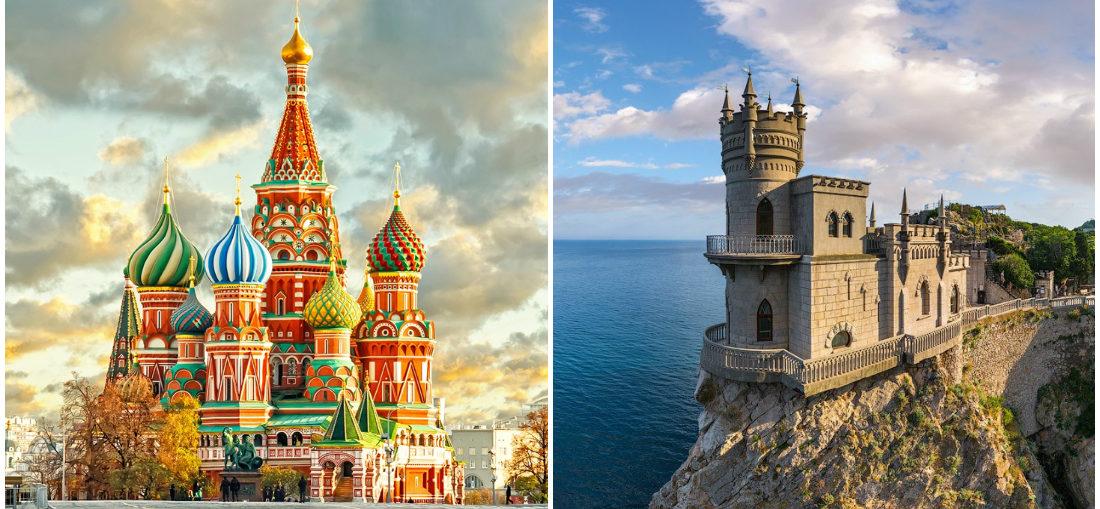 Дешевые авиабилеты Москва - Симферополь / Симферополь - Москва