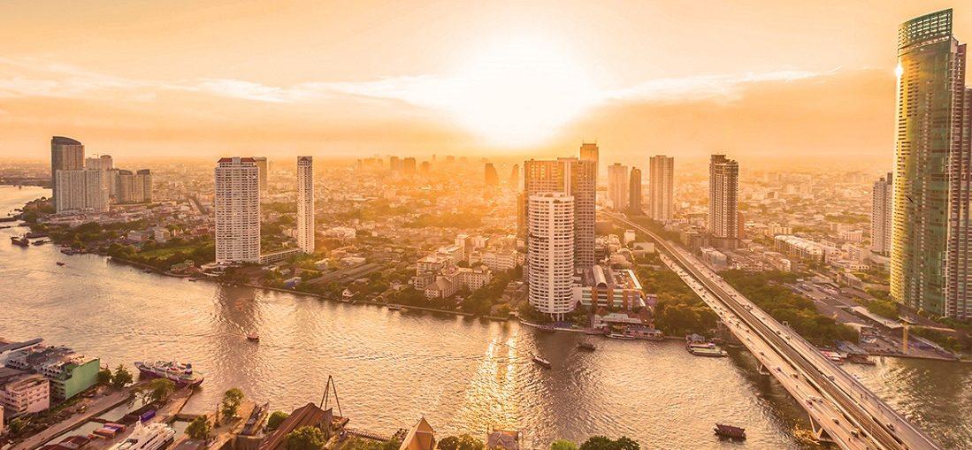 Дешевые авиабилеты Челябинск - Бангкок