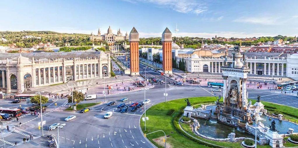 Дешевые авиабилеты Омск - Барселона (Испания)
