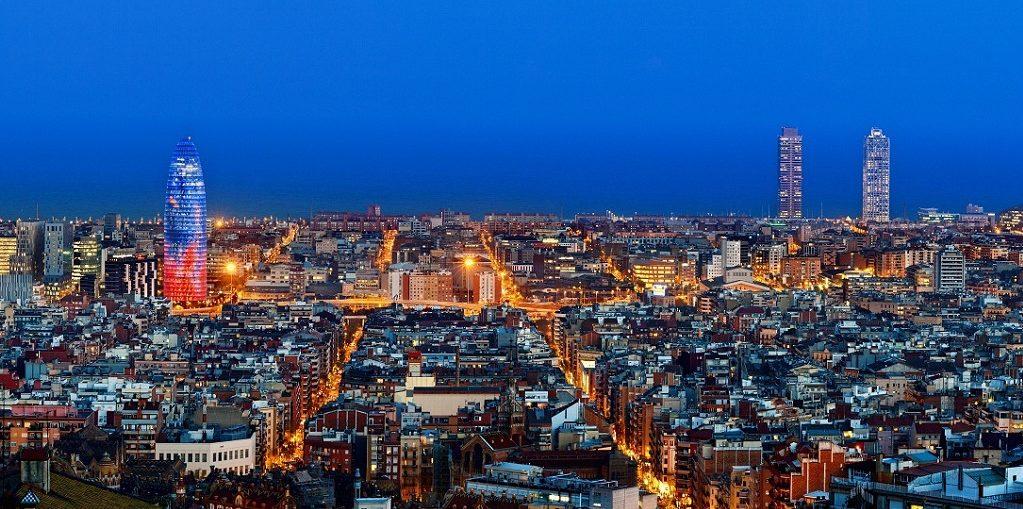 Дешевые авиабилеты Самара - Барселона (Испания)