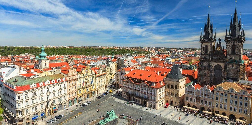 Дешевые авиабилеты Уфа - Прага (Чехия)