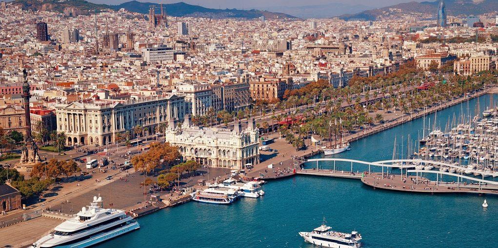 Дешевые авиабилеты Кемерово - Барселона (Испания)