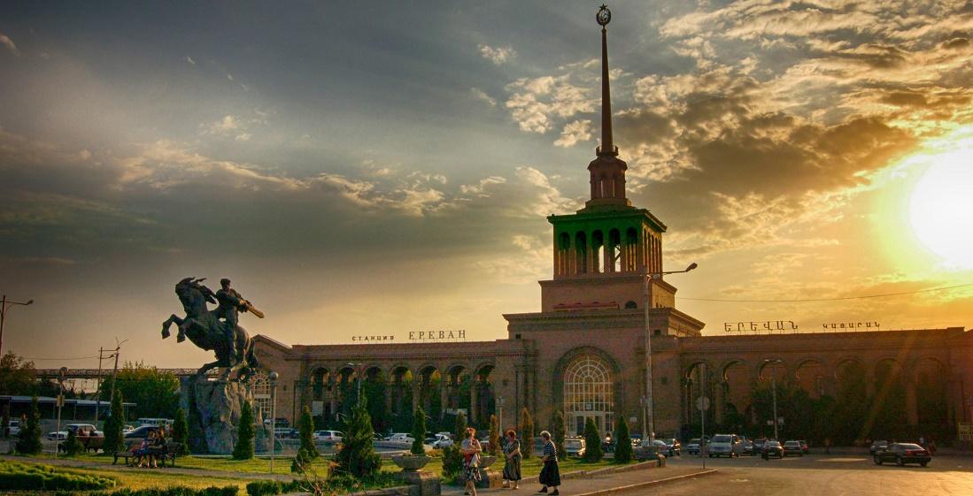 Дешевые авиабилеты Челябинск - Ереван (Армения)