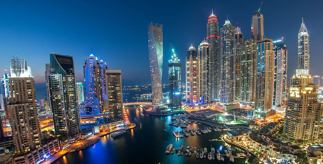 Дешевые авиабилеты Краснодар - Дубай (ОАЭ)