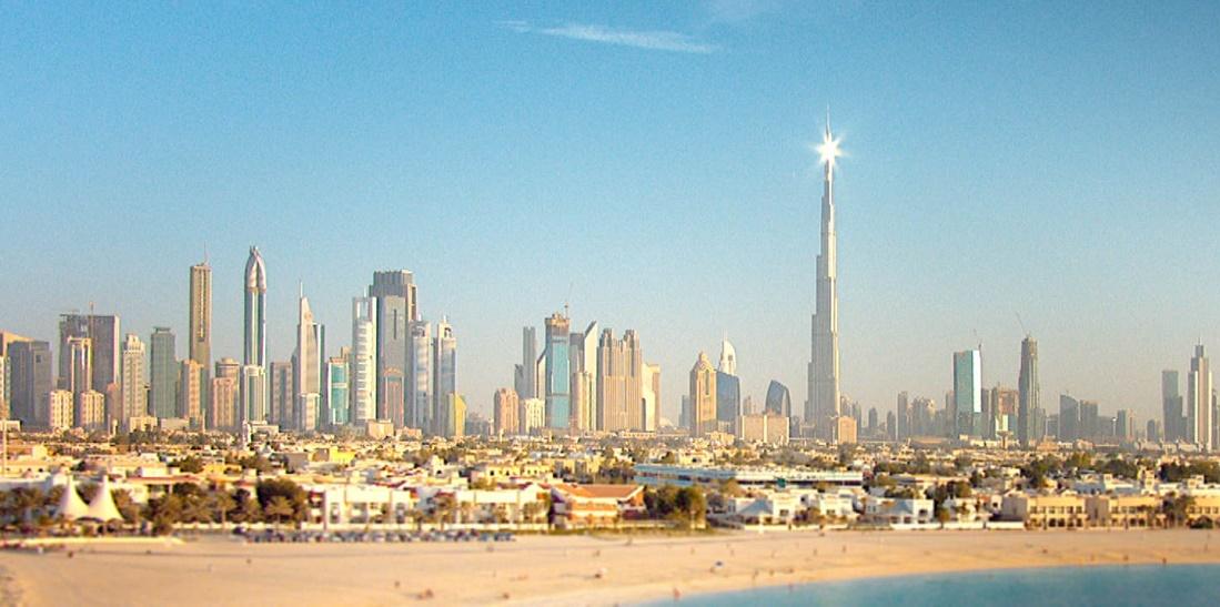 Дешевые авиабилеты Омск - Дубай (ОАЭ)