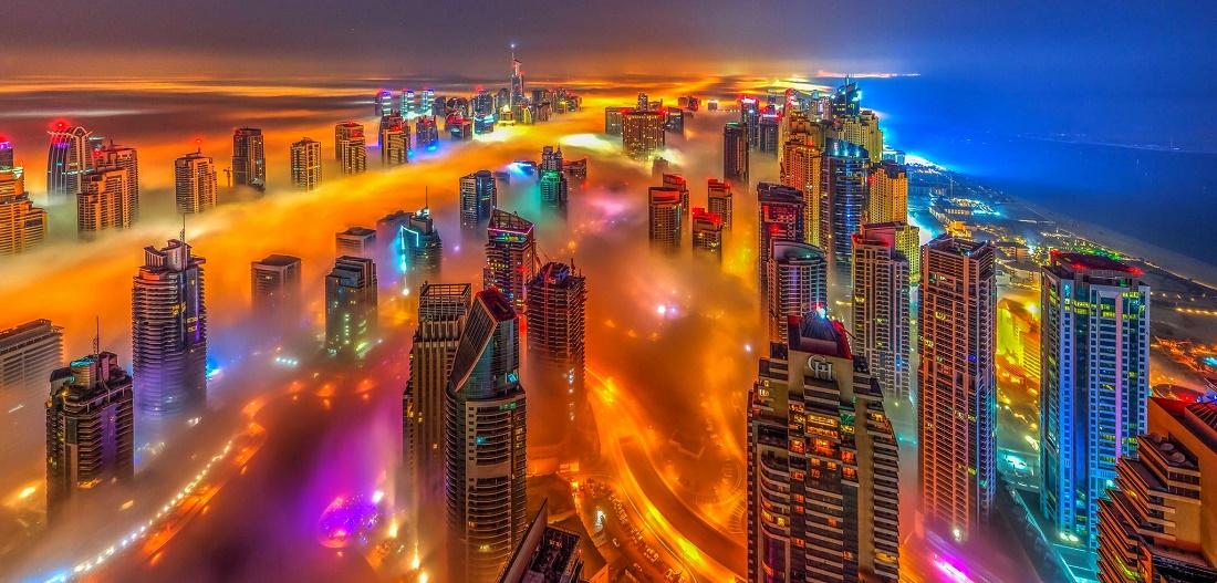 Дешевые авиабилеты Пермь - Дубай (ОАЭ)