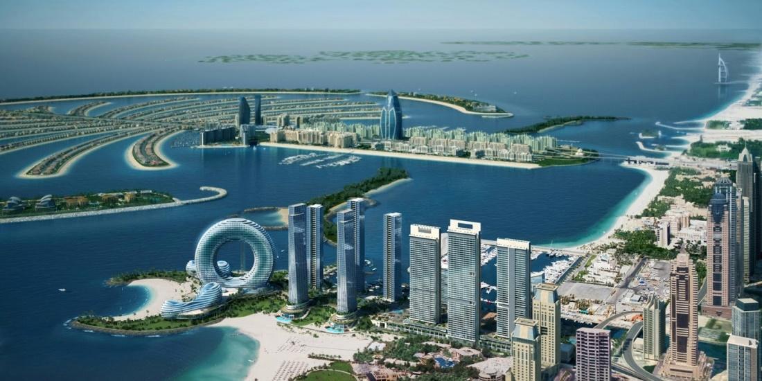 Дешевые авиабилеты Санкт-Петербург - Дубай (ОАЭ)