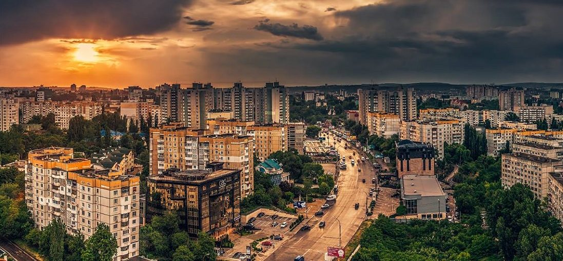 Дешевые авиабилеты Санкт-Петербург - Кишинев (Молдавия)