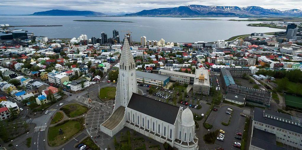 Дешевые авиабилеты Санкт-Петербург - Рейкьявик (Исландия)