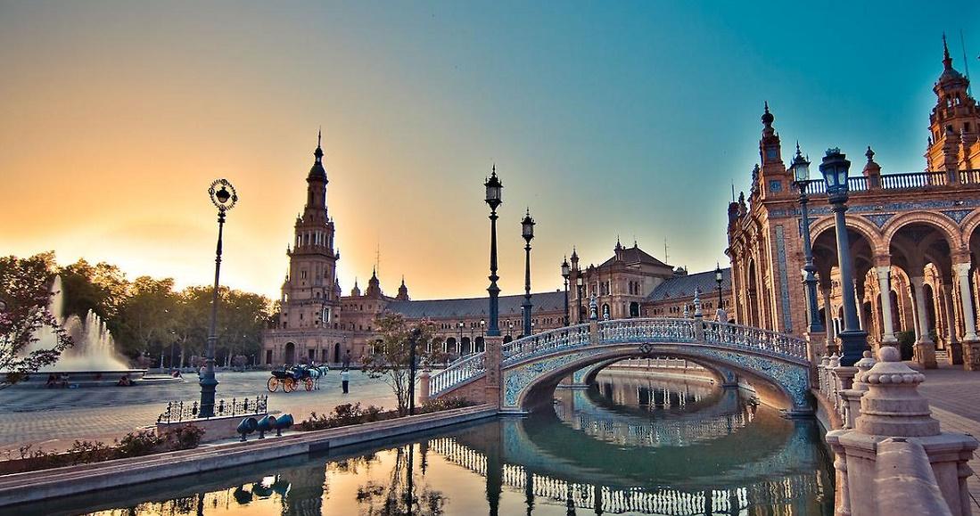 Дешевые авиабилеты Санкт-Петербург - Севилья (Испания)