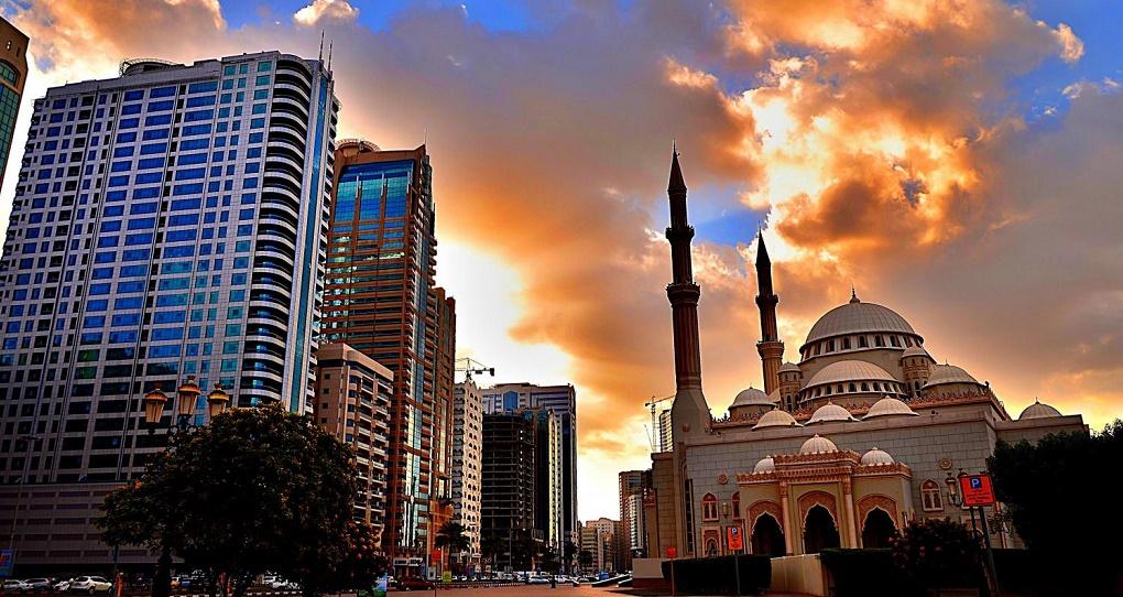 Отпуск в ОАЭ !