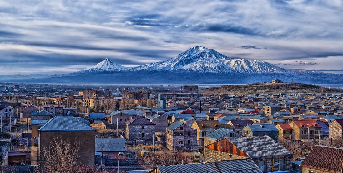 Дешевые авиабилеты Томск - Ереван (Армения)