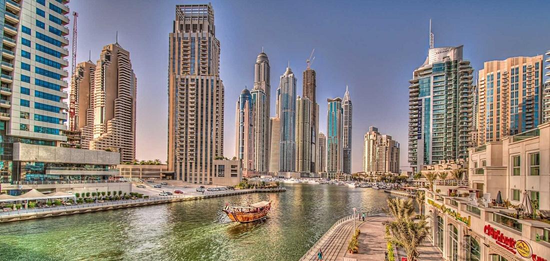 Дешевые авиабилеты Уфа - Дубай (ОАЭ)