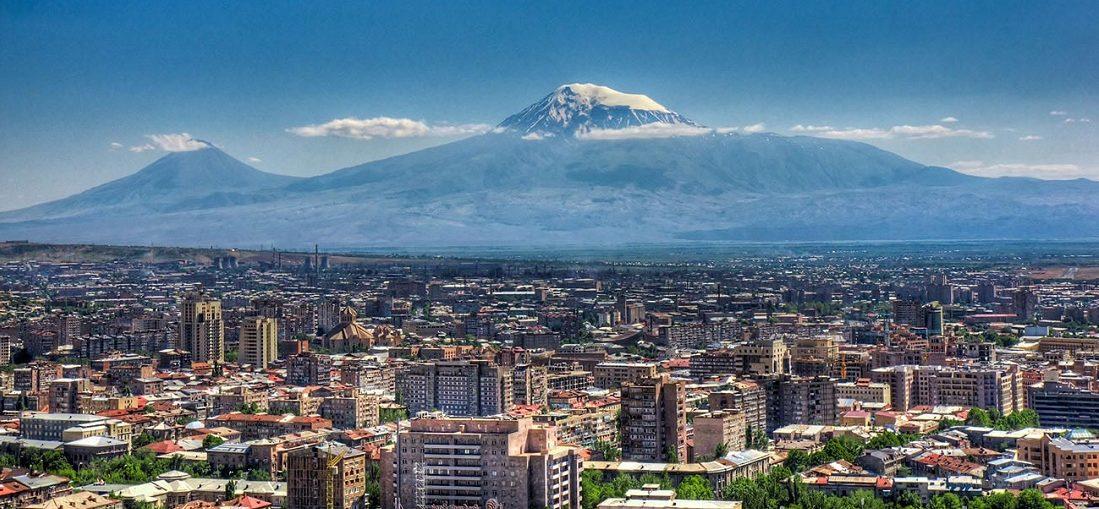 Дешевые авиабилеты Уфа - Ереван (Армения)