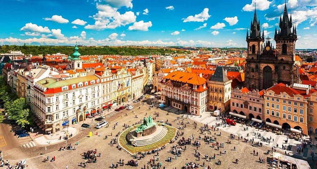 Дешевые авиабилеты в Прагу