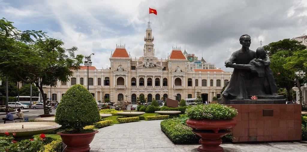 Дешевые авиабилеты Воронеж - Хошимин (Вьетнам)