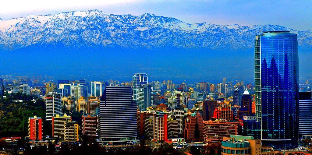 Дешевые авиабилеты Москва - Сантьяго (Чили)