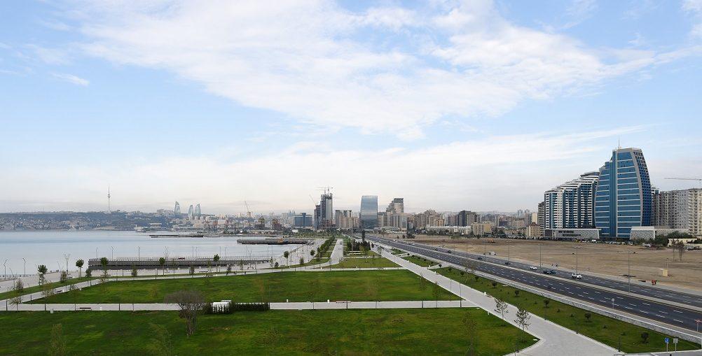 Дешевые авиабилеты Архангельск - Баку (Азербайджан)