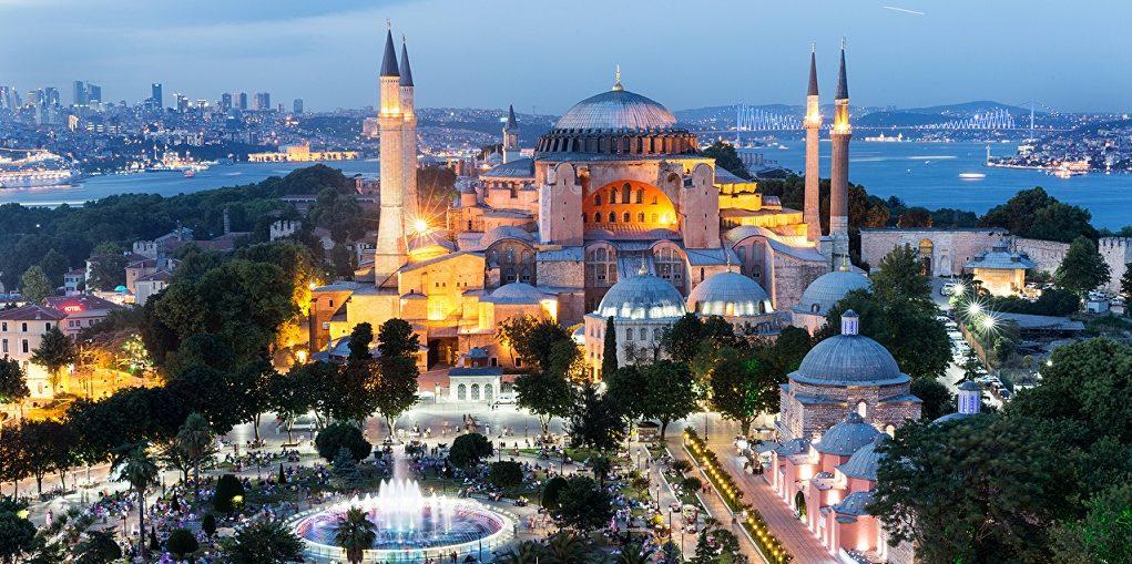 Дешевые авиабилеты Челябинск - Стамбул (Турция)