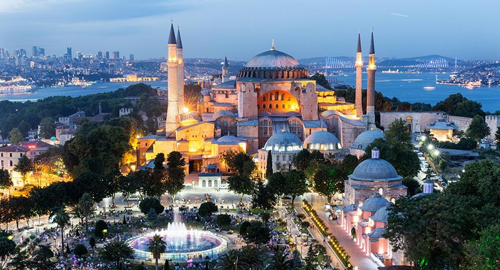Мы в Стамбул! А вы?