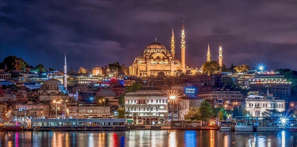 Дешевые авиабилеты Грозный - Стамбул (Турция)