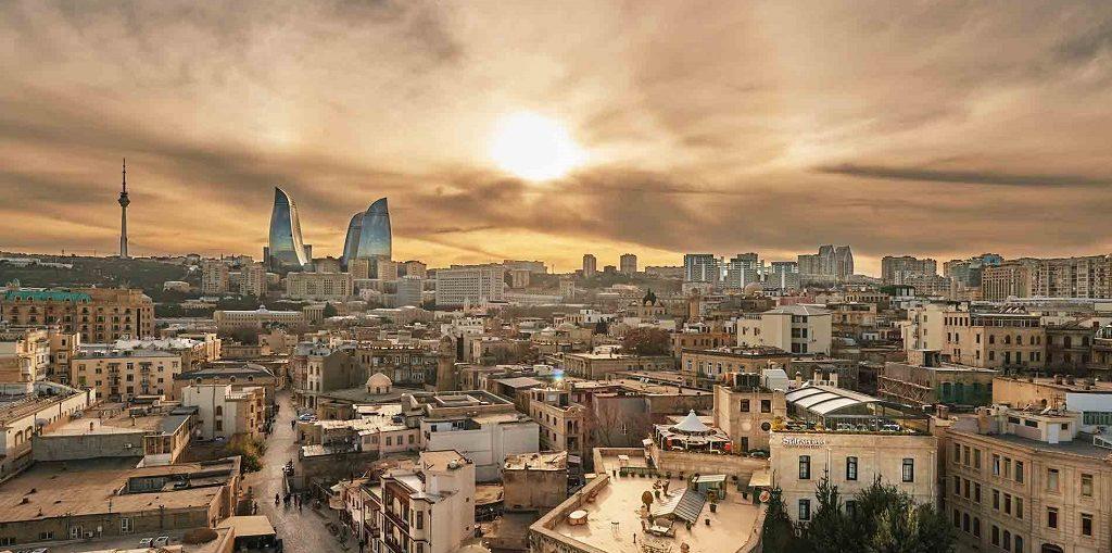 Дешевые авиабилеты Хабаровск - Баку (Азербайджан)
