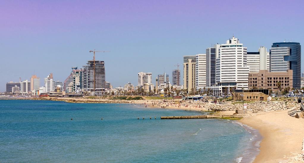 Дешевые авиабилеты Краснодар - Тель-Авив (Израиль)
