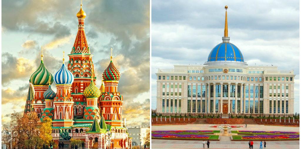 Дешевые авиабилеты Москва - Астана / Астана - Москва
