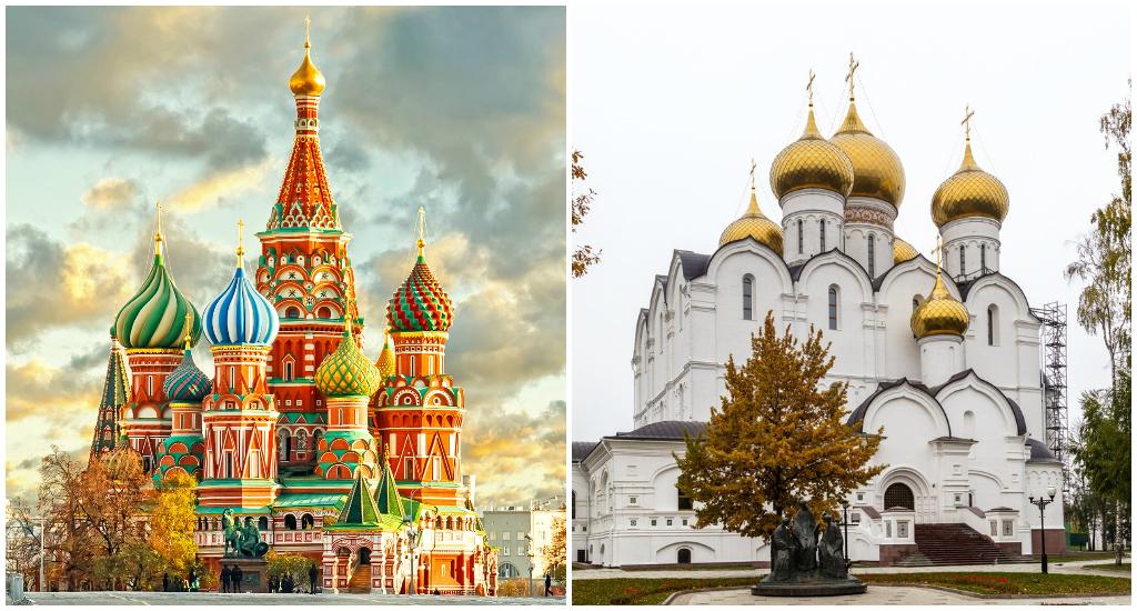 Дешевые авиабилеты Ярославль ⇄ Москва / Москва ⇄ Ярославль