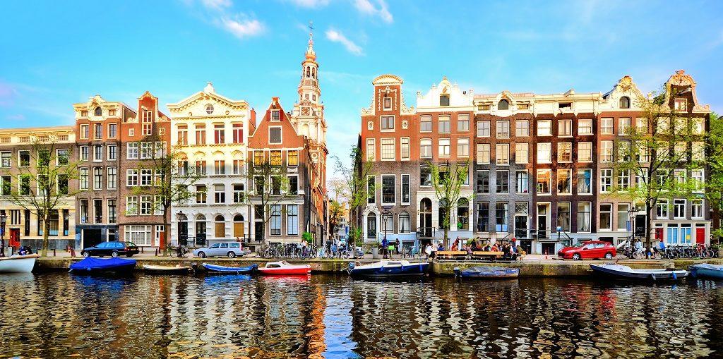 Дешевые авиабилеты Самара - Амстердам (Нидерланды)