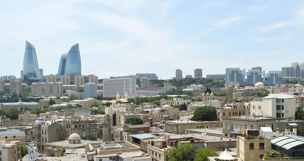 Дешевые авиабилеты Самара - Баку (Азербайджан)