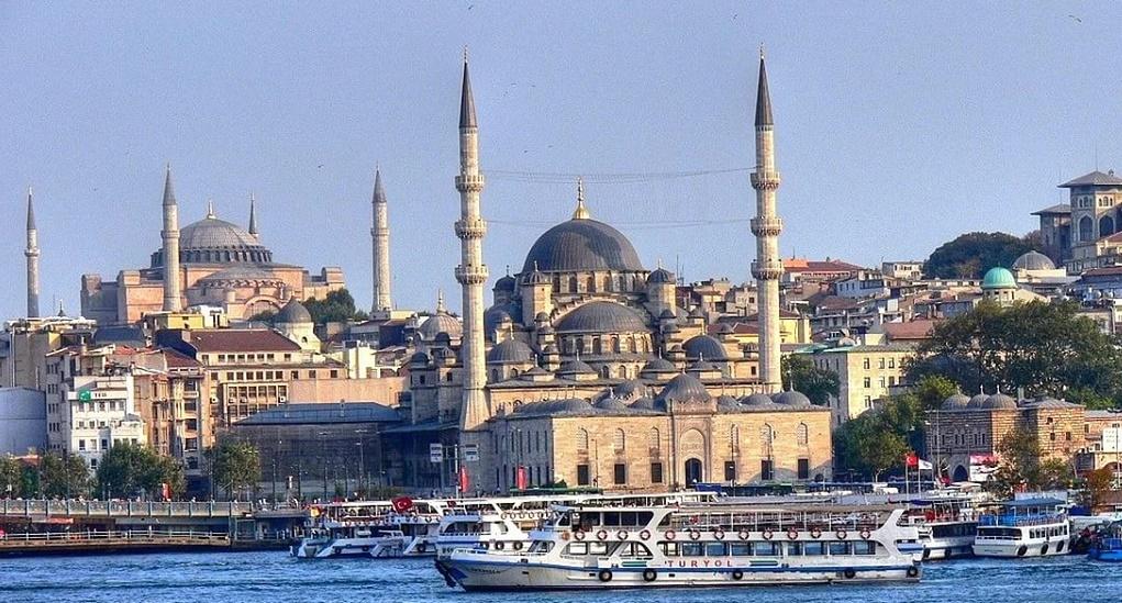 Дешевые авиабилеты Самара - Стамбул (Турция)