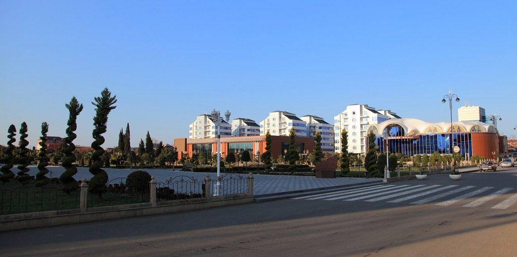 Дешевые авиабилеты Санкт-Петербург - Ленкорань (Азербайджан)