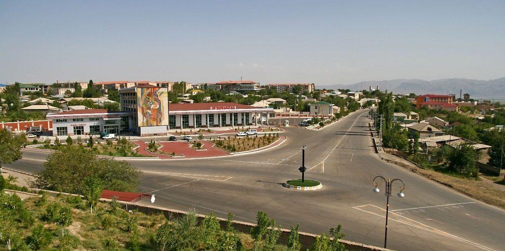 Дешевые авиабилеты Санкт-Петербург - Нахичевань (Азербайджан)