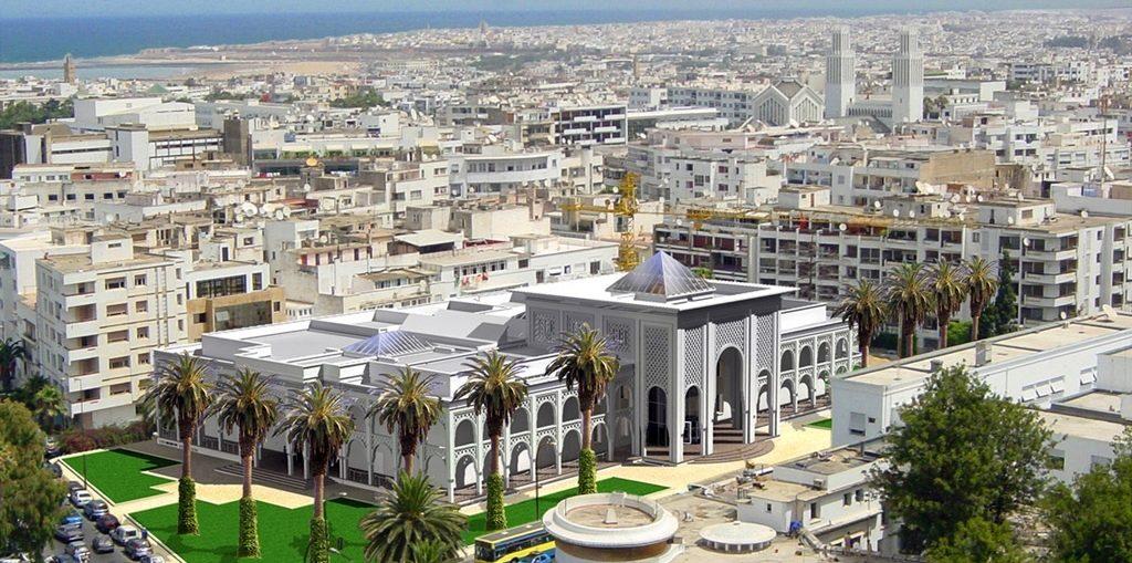 Дешевые авиабилеты Санкт-Петербург - Рабат (Марокко)